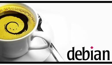 debian4 coffe